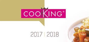 Cookking Catalogus 2017 - 2018
